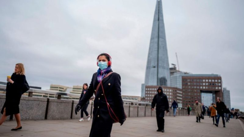 Londres recluta a ávidos voluntarios anti-coronavirus