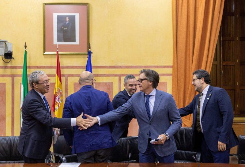 Vox urge a la Junta a compartir información sobre trabajadores inmigrantes sin papeles – La otra Andalucía