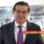 Colombia. Las mentiras del ministro de Salud