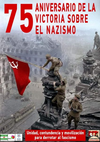 Facebook elimina publicaciones con la icónica imagen de la Bandera de la Victoria sobre el Reichstag (vídeo) – La otra Andalucía