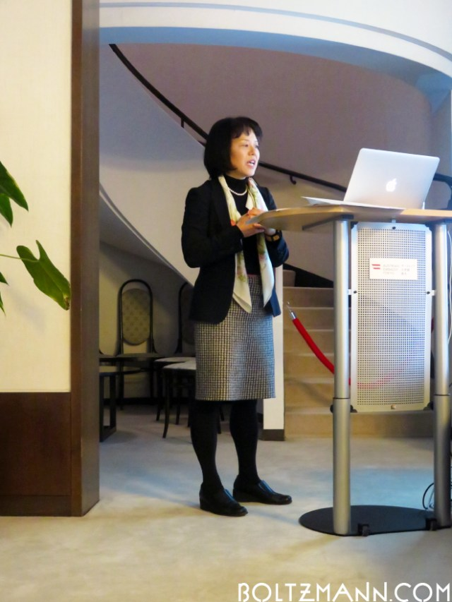 Yayoi Kamimura, INTEL, Global Account Executive, previously: NTT Docomo, Director and Head of Business Development & Investment
