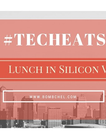 #TechEats Eps0: Lunch in Silicon Valley