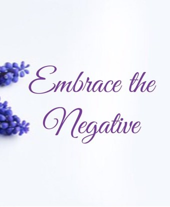 Yogi Journal: Embrace the Negative