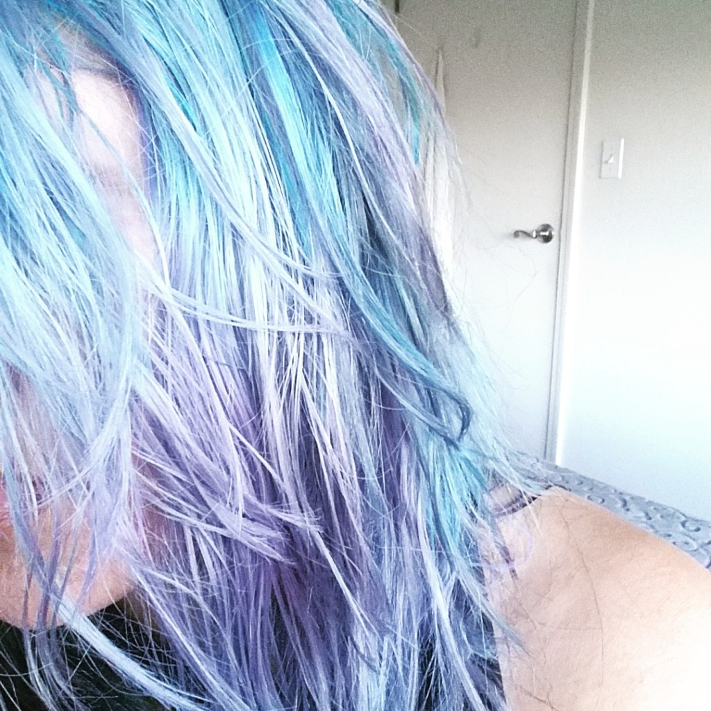 Close Up: Mermaid Hair #iwokeuplikethis