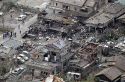 tornado japao