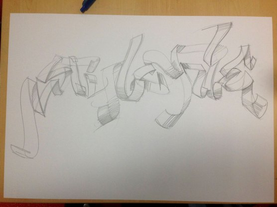 Stylefile Style sketch 2016 Din A 3 Bleistift