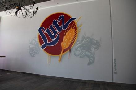 Logo Bäcker Lutz, Daun 2015