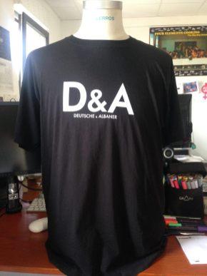 Bomber subwear Streetwear legendary T-Shirt Deutsche & Albaner