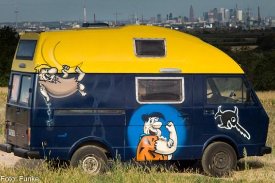 Barney Geröllheimer & Fred Feuerstein/ Barney Rubble & Fred Flintstone 2020