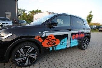 Volkswagen T-Cross (not Kriss Kross), 2019