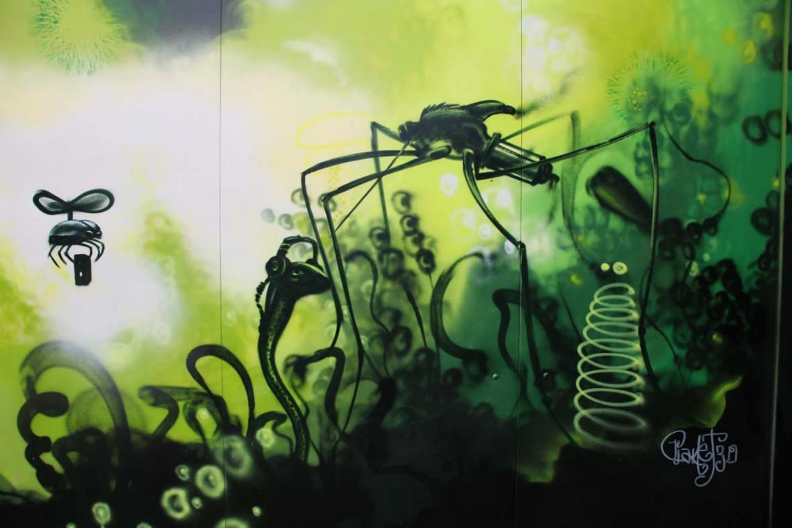 Senckenberg Gesellschaft/Museum, Expo Planet 3.0, Frankfurt, Germany 2013