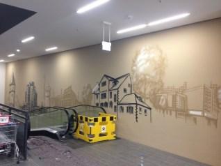 Frankfurt-Gallus Motive für GWH, REWE Mainzer Landstraße