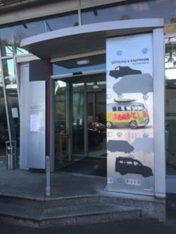 VW Bulli Samba Autohaus Kaufmann & Göthling, Eschborn 2019