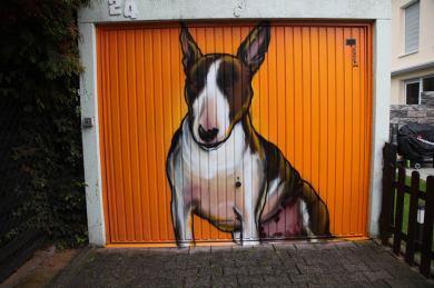 Garage Eddy von der Feste, Eddersheim 2017