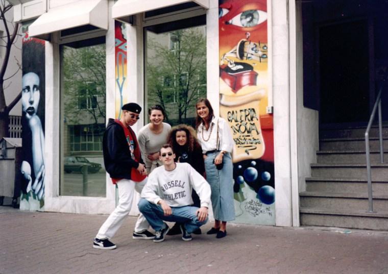 Galeria Nova Visualidade, Frankfurt 1994