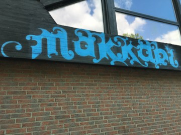freestyle Makkabi Lettering 2020, Makkabi Tennis & Squashpark, Ginnheim 2020