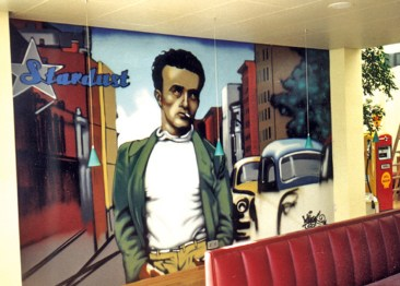 James Dean, Kinopolis, Main-Taunus-Zentrum 1994