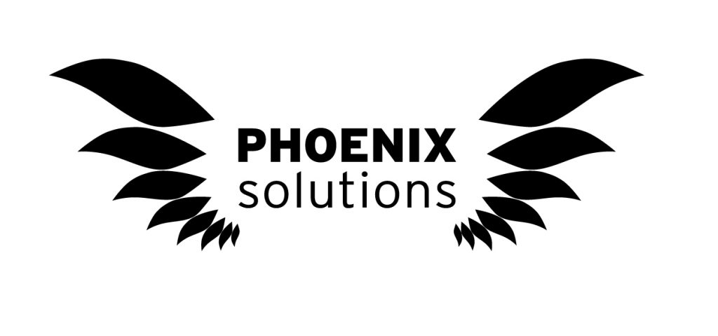 Phoenix Solutions Corporate Logo design