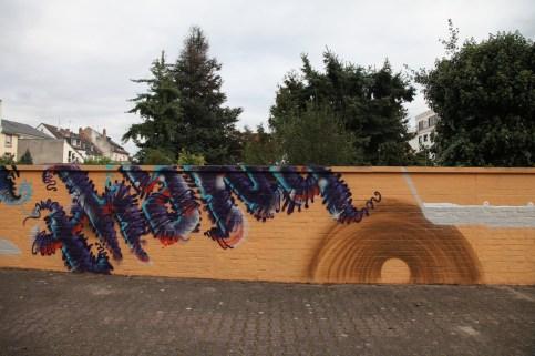 Salzmannschule Niederrad 2014