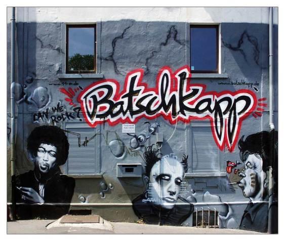 Batschkapp Fassade, 2004