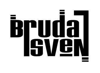 Bruda Sven Corporate Logo Design 1998 client: 3p
