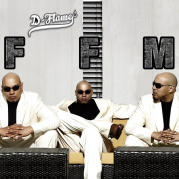 D-Flame - FFM LP/CD Cover artwork 2006