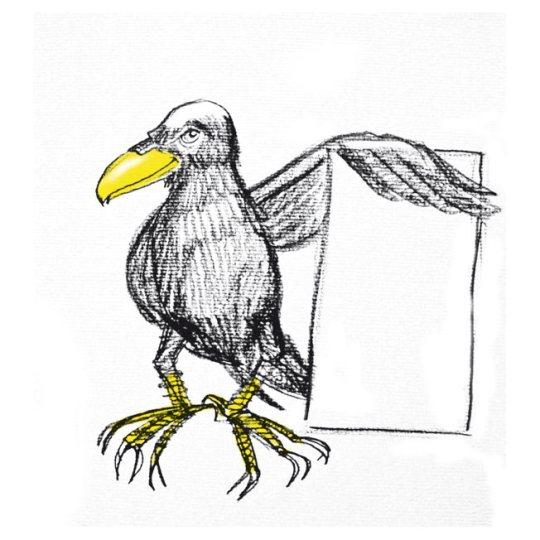 Leo der Rabe, leo the raven, 2010