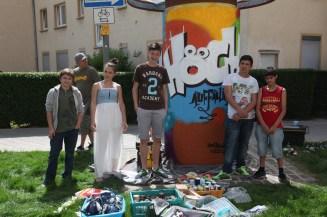 Höchst auffallend, Fritz Redl Schule 2014