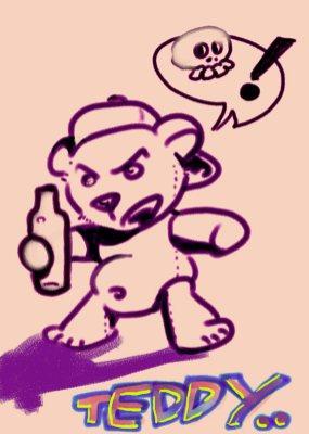 Teddybär 1996