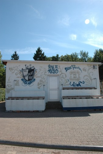 Vereinsheim TuS Huppert 1950 e.V., Bad Schwalbach 2012