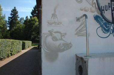 Keiler Vereinsheim TuS Huppert 1950 e.V., Bad Schwalbach 2012