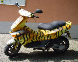Scooter Roller Gilera Runner 2005