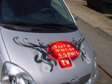 Auto, Motor & Sport TV/Vox Toyota 2005