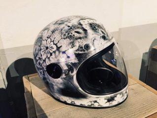 Helm / helmet Bell Festival 2015