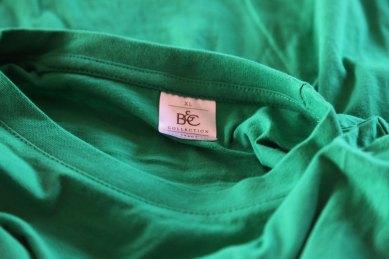 B&C Bomber wear shirts