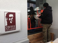COFFEE FELLOWS Ingolstadt Village Tape Art 2019