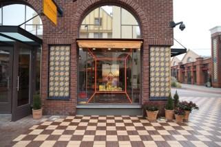 L'OCCASION store Ingolstadt Village Tape Art 2019