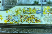 Bomber style @ Paris Gare du Nord 1994