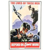 POSTER – Depend On Your Work