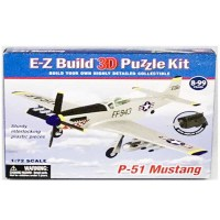 Mustang 3D Puzzle Kit
