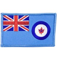 PATCH- RCAF Flag