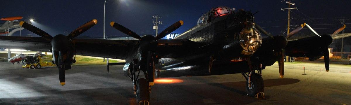 Photo of Lancaster at Night