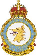 No. 424 (Tiger) Squadron