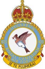 No. 425 (Alouette) Squadron