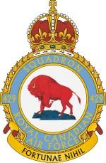 No. 429 (Bison) Squadron