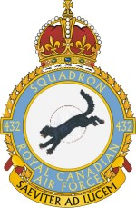 No. 432 (Leaside) Squadron