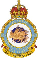 No. 433 (Porcupine) Squadron