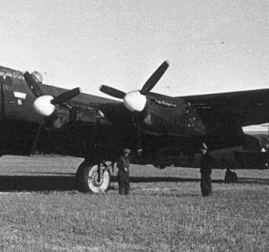 The Saga of the Red Deer Lancaster