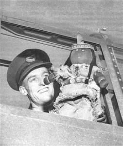 Minnie Simcoe DFC – No. 431 Squadron's Mascot