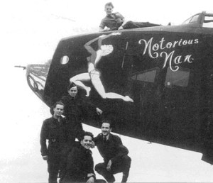 Nose Art – Notorious Nan